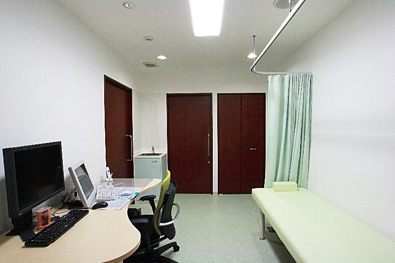 診察室1~3