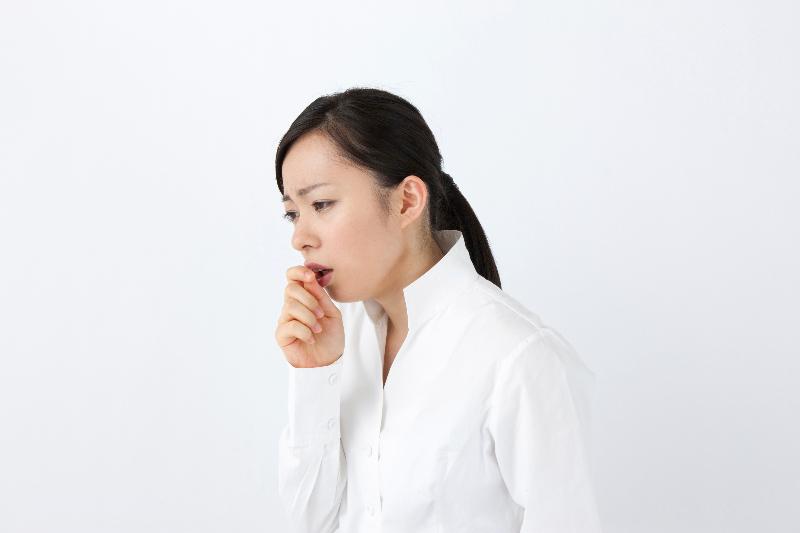 長引く咳には注意が必要